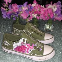 Brand New Girls Ed Hardy Shoes Calgary, T3R 0M7