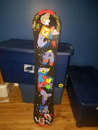 Capita children of the knar snowboard Airdrie, T4B 3J7