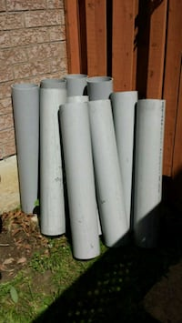 LIGHT GREY CONDUIT TUBES LOT Vaughan