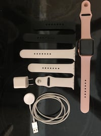 Apple Watch series 3 Rose gold gps and cellular Manchester, 03104