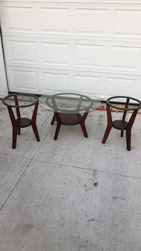 Coffee an end tables