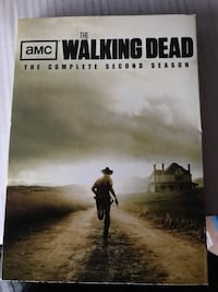 Walking dead dvd Baltimore, 21222