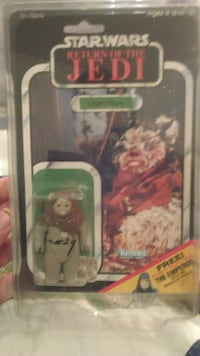 Star wars return of the jedi collectible HALETHORPE