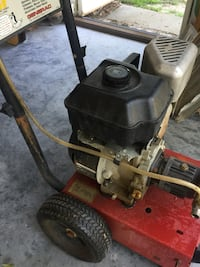 Pressure Washer. Used handful of times. Need muscle to crank! Cleans great! Guyton, 31312