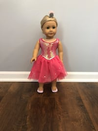 American Girl Doll Pink Ballet Outfit (retired) Massillon, 44646