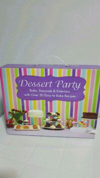 Dessert Party Kit Burlington