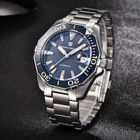 Brand new man's 2018 new style luxury mechanical automatic watch submariner diving water resistance Henrico, 23238