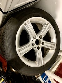 "*** TRADE ONLY *** 17"" BMW Wheels"