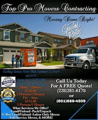 Local Moving Services Top Pro Movers Pascagoula