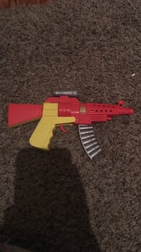 red, yellow and gray toy gun Philadelphia, 19148