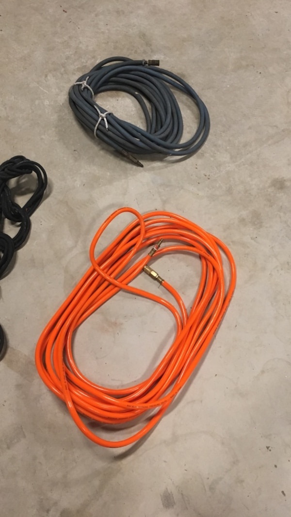 Air hoses. 25 for both