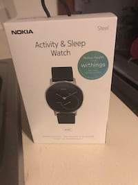 Activity and sleep watch monitors heart . Sleep.. exercise ... etc.. 179.. brand new . Will take 125  or best offer...  Rensselaer, 12144