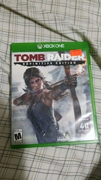 Tomb Raider Xbox One game Capitol Heights, 20743