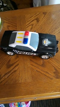 Police car with lights and sounds.  Riverside, 92503