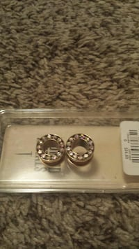 Gold and diamond double zero gauges Virginia Beach, 23452