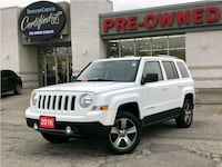 2016 Jeep  Patriot 549 km