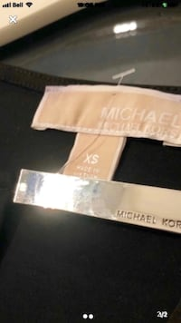 MICHAEL KORS. Top. Xs. Perfect condition Vaughan