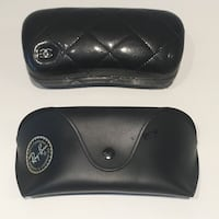2 for $20 - chanel & rayban case Vancouver, V5R 5G9