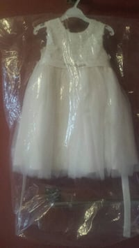 Dress of Baptism for baby  24 months Mississauga, L4Z