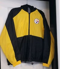 Reversible Men's NFL Steelers Jacket San Tan Valley, 85140