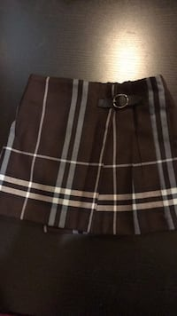 black and white plaid skirt Gaithersburg, 20879
