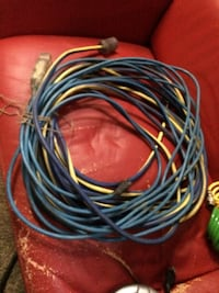 Two power cords