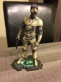 Figura Sam Fisher. Splinter Cell 6113 km