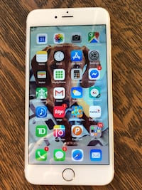 iPhone 6 Plus 64gb gold West Vancouver, V7V 3X4