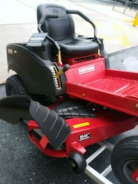 Craftsman zero turn 54' riding mower Silver Spring, 20904