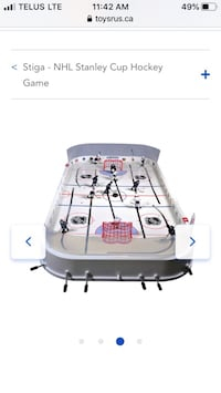 Stiga hockey table