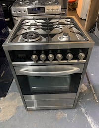 NEW GAS STOVE!