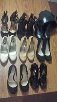 8 quality used shoes.size 7.5.read ad
