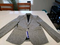 gray and black formal suit jacket Firestone, 80504