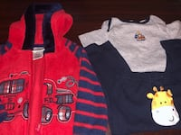 6/9 month outfit and jacket  Bristol, 24202