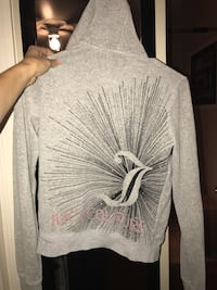 gray and black Juicy Couture hoodie North Fort Myers, 33917