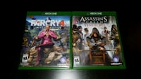 AC: Syndicate & Farcry 4 Houston, 77073