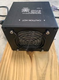Boat bilge heater. Only used 1 year. 289 New. Sale price 170$