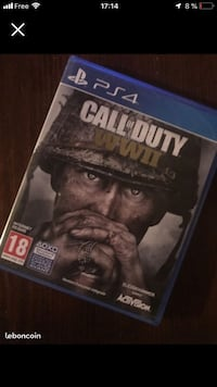 Affaire Call of Duty WWII Petite-Forêt, 59494