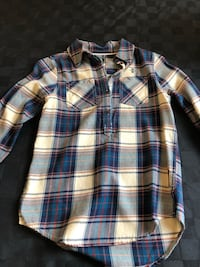 NEW / Never Worn - Roots Unisex Kids Shirt Size 7-8  Markham, L6C 0J4