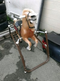 brown and white horse figurine St. Catharines, L2M 6S8