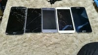Lot of smart phones for Parts  Seattle, 98118