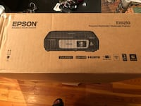 Epson EX9210 Multimedia Projector  New Westminster, V3M 0B6