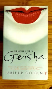 Memoirs of a geisha, Arthur Golden Paris