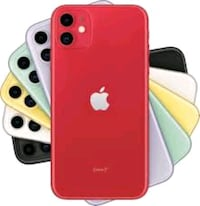 Amazing Deal!! New Apple iPhone 11 128GB Red Unlocked $875 Only.