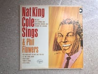 Nat King Cole Record Vaughan, L4H 0V6