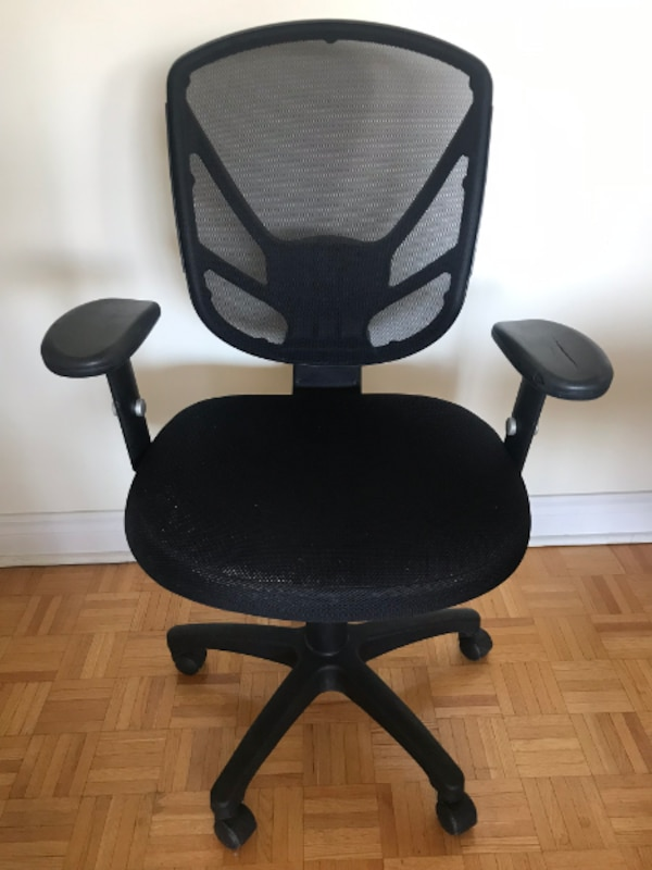 Armchair / Mesh office chair with backrest 0