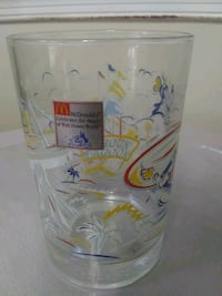 McDonald's and Disney World drinking glass Dumfries, 22026