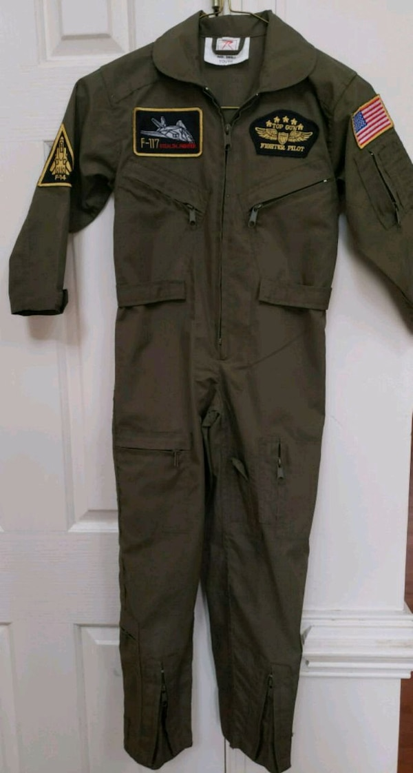 Used Flight Suit - Youth for sale in Southern Pines - letgo 0afaeee5849