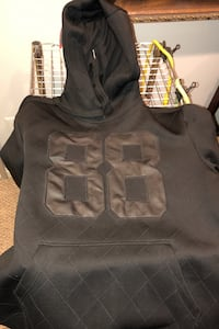 Free hoodie XL all black brand new Rockville, 20854