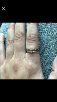 Indie and Harper Stack Rings